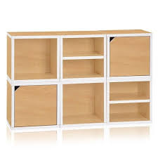 modern stackable 6 cubes easy non toxic formaldehyde free way