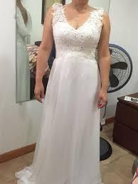 wedding dress sle sale london shop cheap discount a line bateau 2018 floor length satin