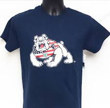 Flag T Shirt Fresno State Men U0027s American Flag T Shirt Bulldog Fan Zone