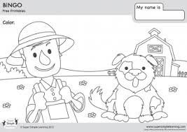 Coloring Pages Resource Type Super Simple I Coloring Pages