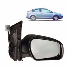 ford focus wing mirror parts door wing mirror glass 04 08 electric heated primed rh side for