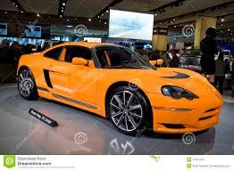 dodge supercar concept dodge ev electric concept car at naias editorial photo image
