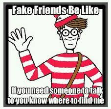 Fake Friend Meme - funny friend meme memeologist com