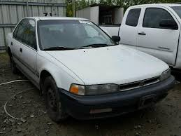 1990 honda accord dx auto auction ended on vin jhmcb754xlc086253 1990 honda accord in