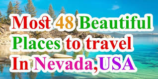 Nevada Places To Travel images Top tourist attractions in nevada most 48 beautiful places to jpg