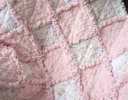 10 best shabby chic rag quilt images on pinterest rag quilt