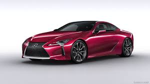 lexus lc 500 sport coupe 2017 lexus lc 500 coupe red front hd wallpaper 19
