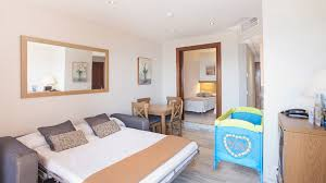 1 bedroom hotel apartments in benalmadena for up to 4 people