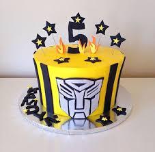 transformer birthday transformer birthday cake ideas charming ideas bumble bee birthday