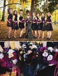 Halloween Wedding Reception Decorations by Best 25 Halloween Bridesmaid Dress Ideas On Pinterest Halloween