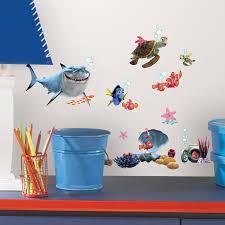 Photo Wall Stickers Finding Nemo Peel Amp Stick Wall Decals Walmart Com