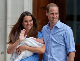 william and kate prince william and kate leave hospital with new baby baltimore sun