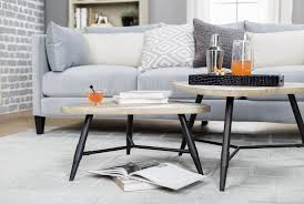 coffee tables exquisite tokyo natural solid oak large coffee