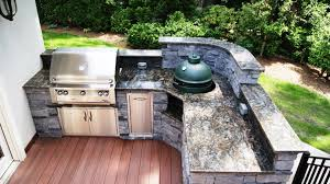 Green Egg Kitchen - layout outdoor kitchen with big green egg 2014 06 17 12 08 321 17
