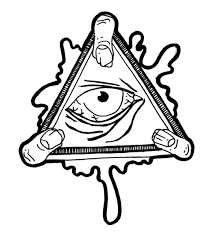 all seeing eye clip library
