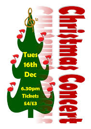 get your christmas concert tickets and be clued up about