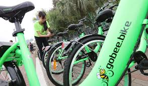 Bike To Work Week Presented by New Player To Enter Hong Kong Bike Sharing Market Promising