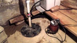 replacing your sump pump the easy way youtube