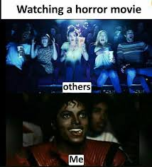 Horror Movie Memes - dopl3r com memes watching a horror movie others me