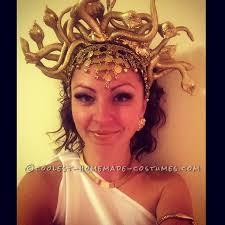 Medusa Halloween Costume Versace Style Medusa Costume Medusa Versace Costumes