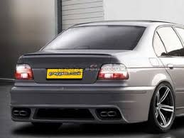 bmw e39 rear buy bmw e39 5 series luxury rear bumper in cheap price on m