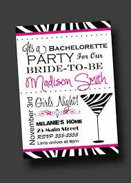 template bachelorette party invites template