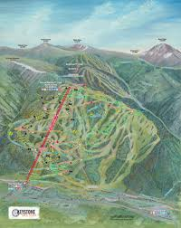 Keystone Colorado Map by Interviewed By Resort Marketing Website U2014slopefillers Ski Trail