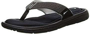 Nike Comfort Thong Canada Nike Women U0027s Comfort Thong Sandal Leather U0026 Mesh Flip Flop Amazon