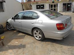 lexus gs on sale high quality styling 9ja used lexus gs 300 2000 model with reg