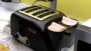 English Toaster Egg U0026 Muffin Maker Part 1 Youtube