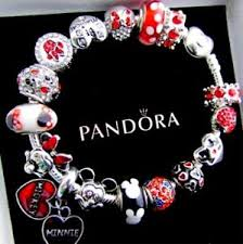 pandora bracelet gift images Pandora bracelet disney mickey minnie mouse charms birthday jpg