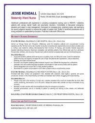 nurse cv cover letter sample numerical character gq