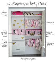 picturesque baby closet storage ideas roselawnlutheran
