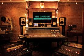 the garden recording studio grows with expanded aws solid state