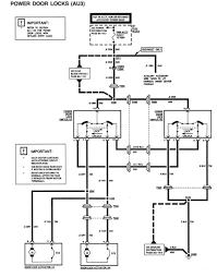 wiring diagram power door lock actuator wiring diagram 2008