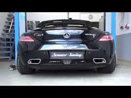 mercedes s68 amg mercedes amg sls roadster coupe sportauspuff klappensteuerung