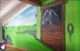 chambre cheval fille chambre fille decoration chambre fille avec cheval