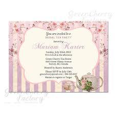 bridal shower tea party invitations mad hatter tea party invitations beautiful free bridal shower tea