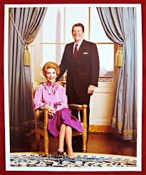 Nancy Reagan Signature Images Of Nancy Reagan The Reagan Collection Ronald Reagan