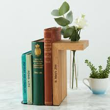 Engraved Bookends Personalised Bookends