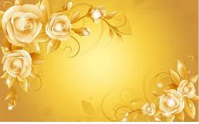 golden roses 3d wallpaper custom 3d wall murals wallpaper golden roses