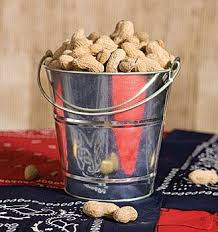 Tin Buckets For Centerpieces by These Western Tin Buckets Are Great Snack Buckets For Peanuts Or