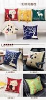 csn016 european country style cartoon sofa cushion office chair