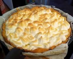 le marmiton recette cuisine tarte meringuée au citron recette de tarte meringuée au citron
