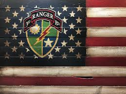 Us Military Flags Army Ranger American Flag Us Army Ranger Flag 3rd Ranger