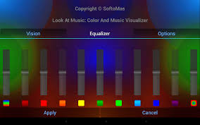 color and music visualizer android apps on google play