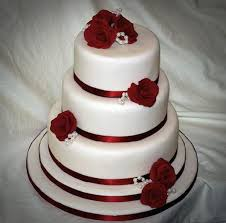 simple wedding cake decorations pictures 8 of 8 cheap wedding cake ideas photo gallery