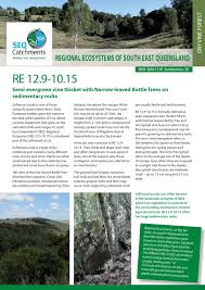 native plants south east queensland regional ecosystem 12 9 10 15 by healthy land and water issuu