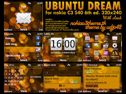 udjo42 themes for nokia c3 ubuntu dream by udjo42 on deviantart