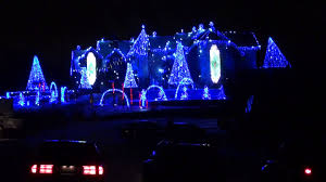 Christmas House Light Show by Abc U0027s Winner Of
